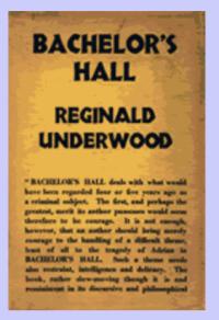 Bachelor's hall
